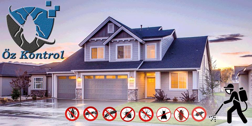 Bornova Ev İlaçlama Şirketi