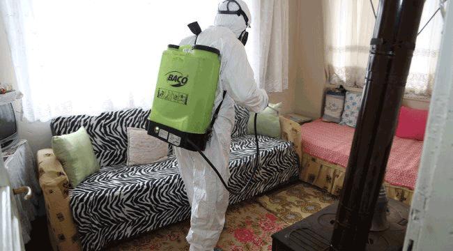 izmir ev dezenfekte şirketi
