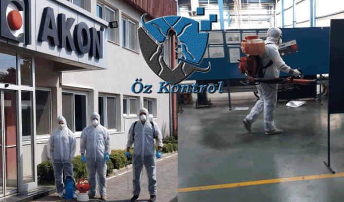 izmir dezenfeksiyon firması