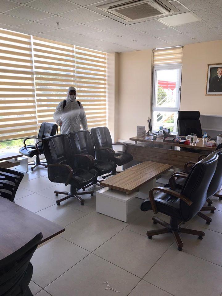 Ofis Dezenfeksiyon İzmir