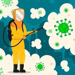 ev dezenfekte şirketi izmir