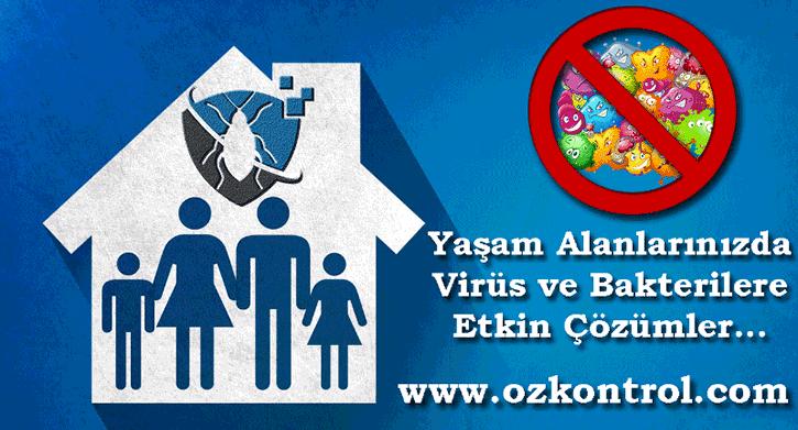 İzmir dezenfeksiyon hizmeti